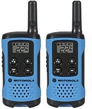Motorola Weatherproof 16 Mile Range Two Way Radio
