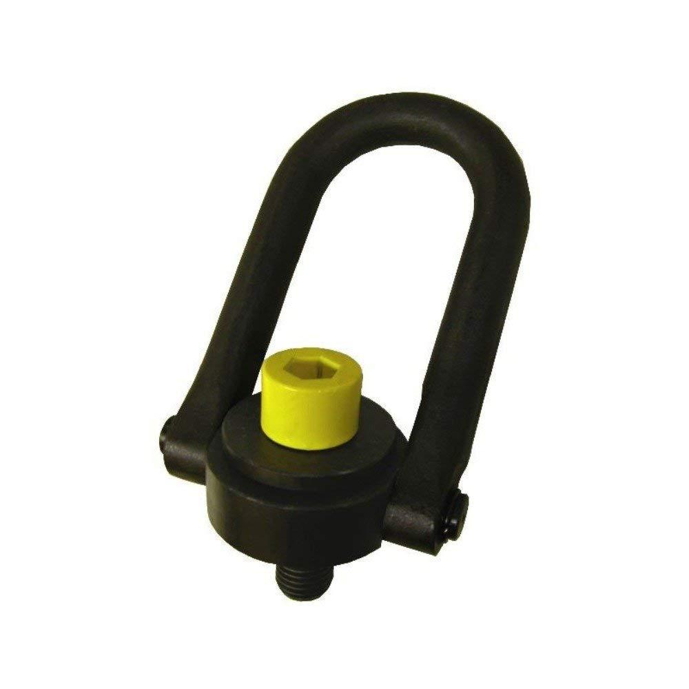 Actek 46366 Safety [Alternative dealer] Swivel Hoist Ring 2-1 4 U-Bar Diameter Max 61% OFF Inch