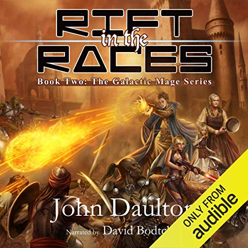 Rift in the Races cover art