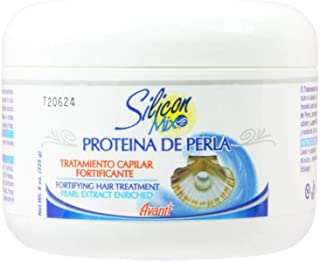 Silicon Mix Silicon mix proteina de perla protein fortifying hair treatment pearl 8 oz, 8.0 Ounce