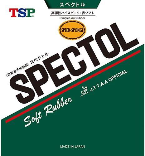 TSP SPECTOL Speed Sponge short Rubber Table Pips Latest item Tennis Max 51% OFF