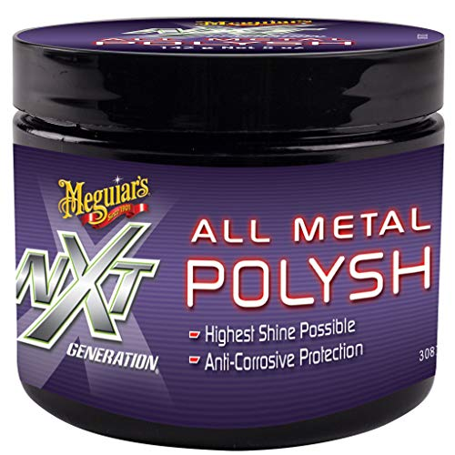 Meguiar's G13005EU NXT Metal Polish