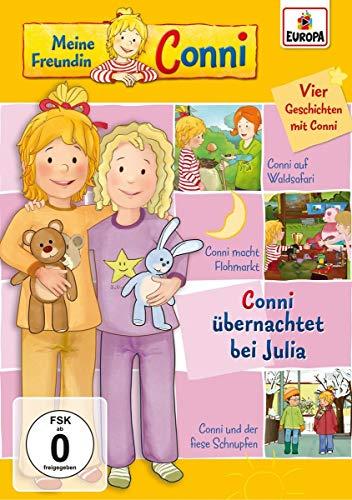 Meine Freundin Conni 12 - Conni übernachtet bei Julia