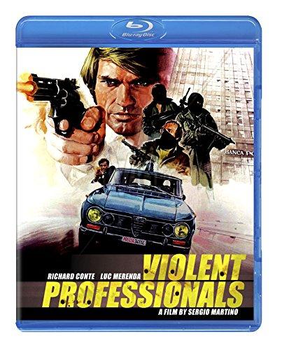 The Violent Professionals (AKA Milano Trema: La Polizia Vuole Giustizia) [Blu-ray]