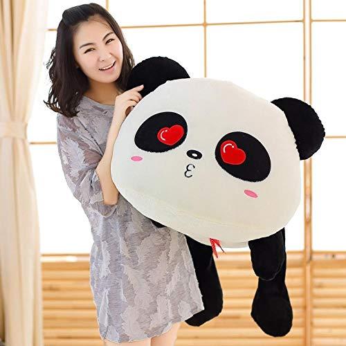 Tapiz de juguete muñeca de peluche, muñeca panda gigante CHFYG (color: besos, tamaño: 20 cm)