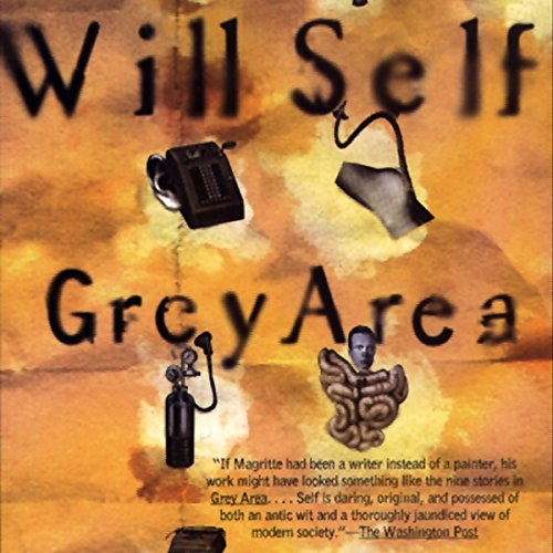 Grey Area audiobook cover art