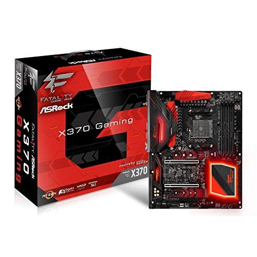 Asrock 90-MXB4L0-A0UAYZ - Placa Base (X370 Professional Gaming, AMD, Am4, X370)