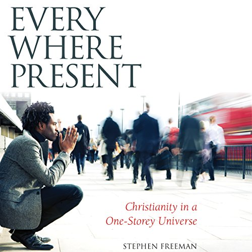 Everywhere Present audiobook cover art