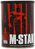 Universal Nutrition Animal M-Stak Trainingsbooster Muskelaufbau Pre-Workout Bodybuilding - 21...