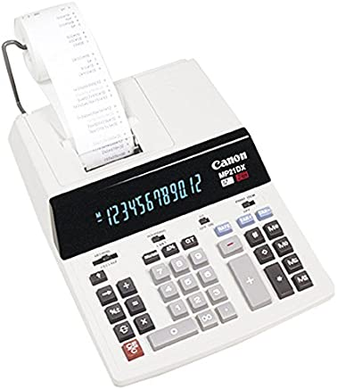 Canon Office Products MP21DX Business Calculator photo