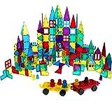 Shapemags 300 Piece Set 300 Pcs Magnet Building Tiles...