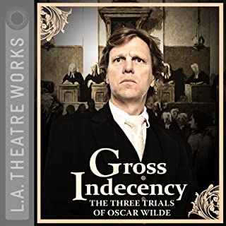 Gross Indecency audiobook cover art