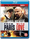 From Paris With Love [Edizione: Regno Unito]