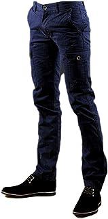 BOSS Orange Uomo Pantaloni Chino Slim Fit Nero Schino SLIM 1 50248964 001