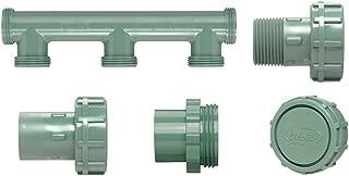 Orbit 3-port Valve Manifold Bundle for Underground Sprinkler Irrigation