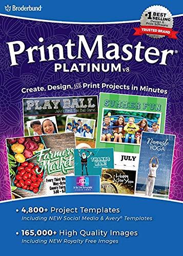 PrintMaster v8 Platinum [PC Download]