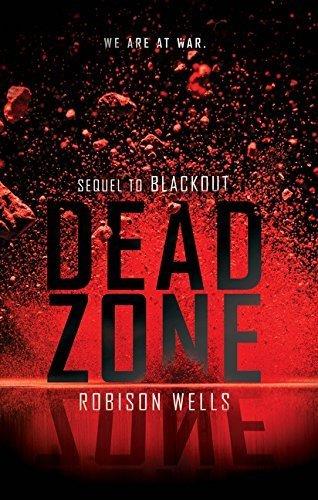 Dead Zone (Blackout) by Wells, Robison(September 1, 2015) Paperback