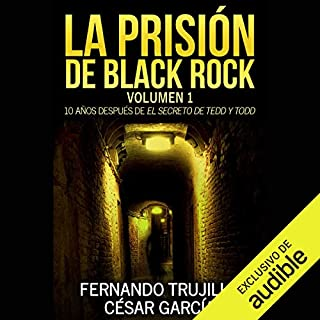 La prisión de Black Rock: Volumen 1 audiobook cover art