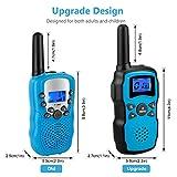 Zoom IMG-2 wishouse walkie talkie ricaricabili 4