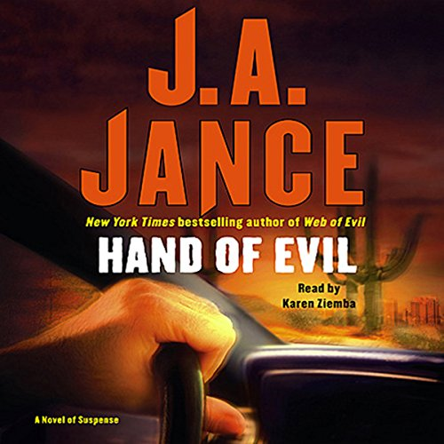 Hand of Evil cover art