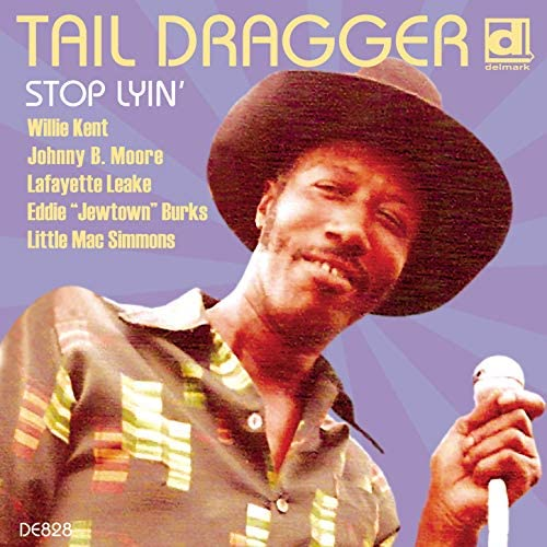 Tail Dragger feat. Johnny B. Moore & Willie Kent