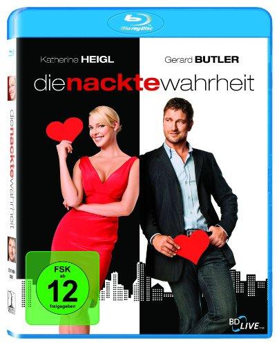 Die nackte Wahrheit [Blu-ray]