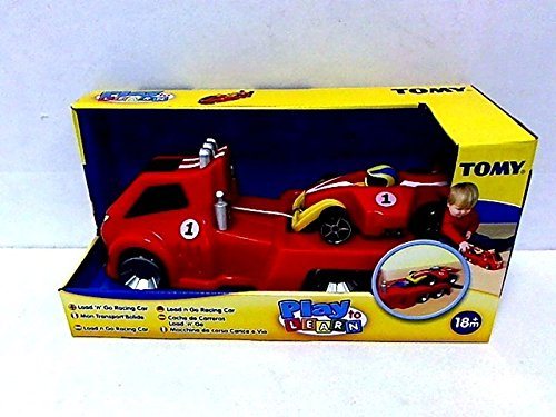 Play To Learn - T71967 - Figurine - Mon Transport Bolide