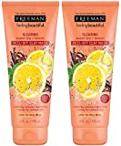 Freeman Clearing Peel Off Clay Facial Mask, Cleansing and Oil Absorbing Beauty Face Mask with Sweet...
