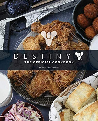 Destiny The Official Cookbook product image