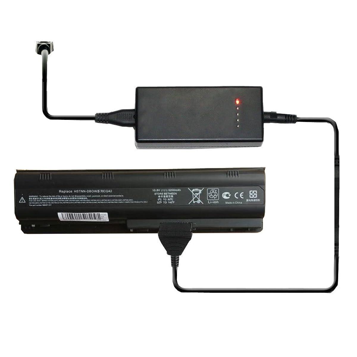 Generic External Laptop Battery Charger for HP Pavilion Dv4-4000 Dv5-2000 Dv6-3000 Dv6-4000 dv7t-6100 Series