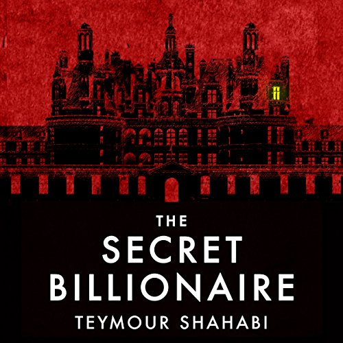 The Secret Billionaire cover art
