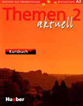 THEMEN AKTUELL 2 Kursbuch int. (alum.) [Lingua tedesca]