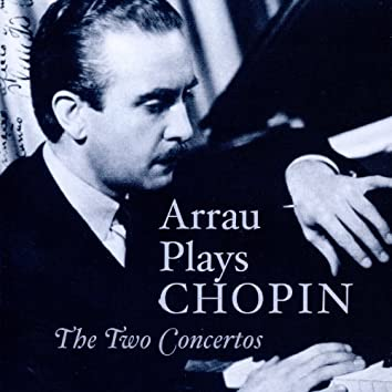 Arrau plays Chopin