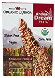 Andean Dream Organic Quinoa Fusilli Pasta, 8...