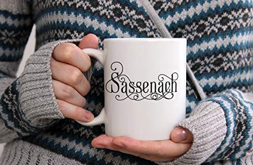 Sassenach Tasse Outlander Tasse Jammf Jamie Fraser Geschenk Kaffee Tasse