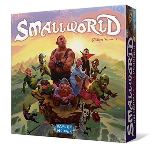Days of Wonder DOW7901 - Small World Basis/Brettspiel - Englisch