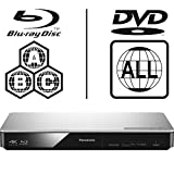 Panasonic DMP-BDT280EB Smart 3D 4K Upscaling ICOS Multi Region All Zone Code Free