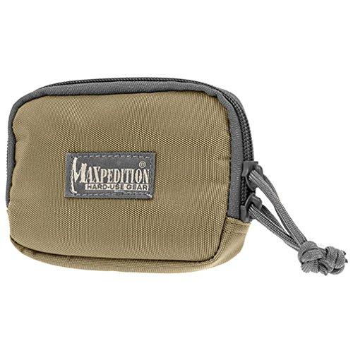 Maxpedition MX3526KF-BRK Hook & Loop Zipper Pocket