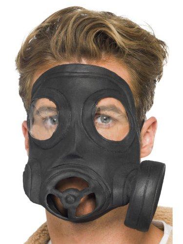 MASQUE À GAZ Caoutchouc Guerre Mondiale 1 2 Blitz 1940s évacuée Costume Déguisement masque à gaz