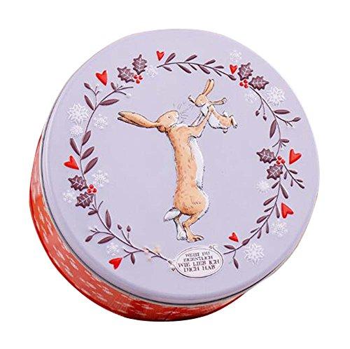 Black Temptation Boîte de Fer Ronde Mariage Bonbons/Biscuits boîte-Cadeau Stockage boîtes de thé Paquet-G2