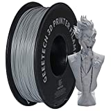 1. 1kg spool 1.75mm filament PLA in vacuum packing 2. No impurities, no clogging 3. Recommended temperature: 180-210 ℃; 4. Diameter tolerance +/- 0.02mm 5. Environmental-friendly, Made from starch raw materials derived from renewable plant resources
