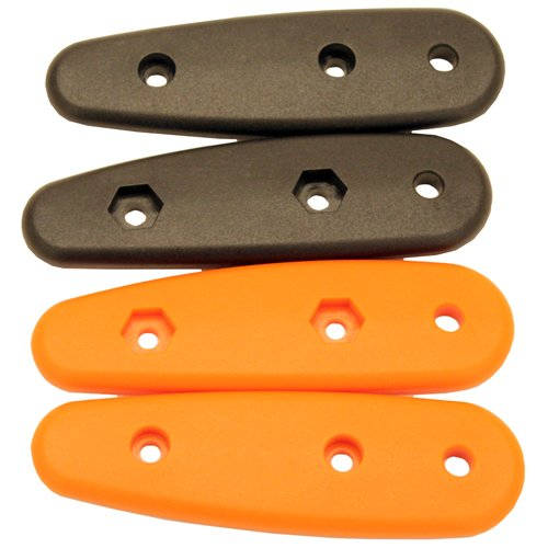 Becker Handle Scales - Orange,Becker Handle Escalas - Naranja