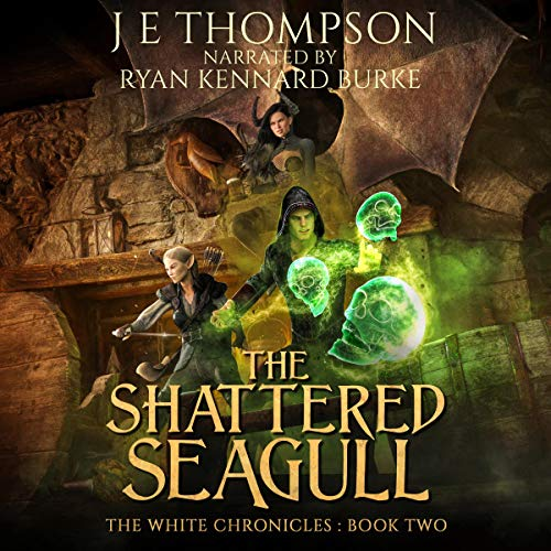 The Shattered Seagull cover art