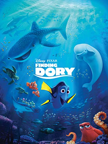 Finding Dory (With Bonus Content)
