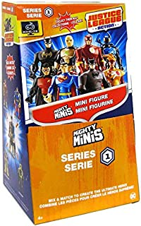 Justice League Action Mighty Minis JLA Series 1 Mystery Box [36 Packs]