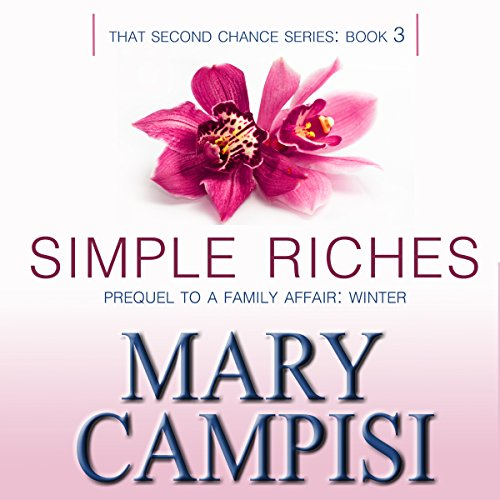 Simple Riches audiobook cover art