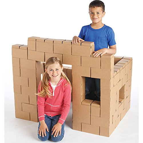MindWare Building Toys: 100 Gigi Block Set