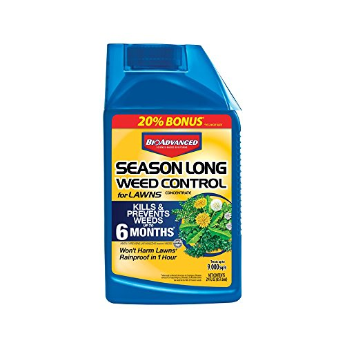 BioAdvanced 704050B 24Oz Conc Weed Control, 29 oz, Concentrate