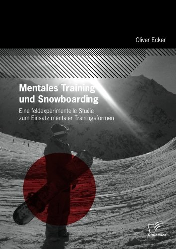 Mentales Training und Snowboarding