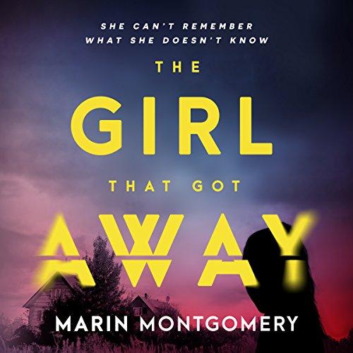 The Girl That Got Away audiobook cover art